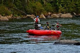fly fishing floating trips